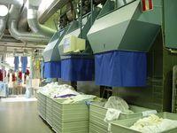 Коммерческая прачечная-фабрика