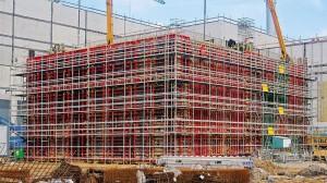 бизнес на строительных лесах