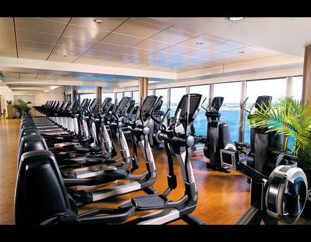 открываем фитнес зал